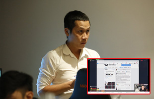 Thầy Giáo Ba bày tỏ bức xúc trước án phạt dành cho SBTC, yêu cầu sự rõ ràng đến từ phía VCS