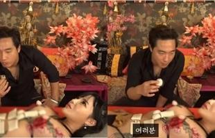 """Thuê hot girl phim 18+ về để làm clip ăn sushi """"không mặc gì"""" trên sóng, nam YouTuber bị ném đá dữ dội"""