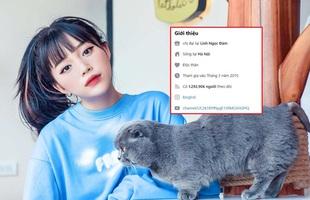 """Liên tiếp bị report khiến tài khoản Facebook hàng triệu followers bị khóa, Linh Ngọc Đàm tuyên bố """"nghỉ chơi"""""""