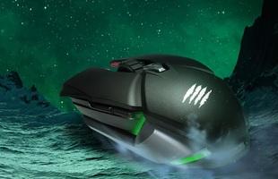 Mad Catz ra mắt chuột gaming siêu cool ngầu lấy cảm hứng từ tàu vũ trụ và xe Batman