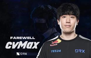 """HLV tai tiếng CvMax chia tay DragonX sau một mùa giải bết bát với thành tích """"chạm đáy"""""""