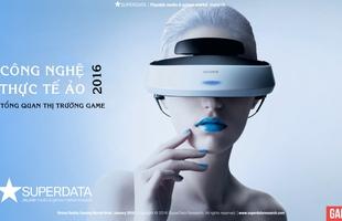 Thị trường game thực tế ảo sẽ đạt giá trị 114,000 tỷ ở năm 2016