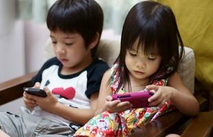 """Trẻ em Đông Nam Á """"nghiền"""" chơi game mobile hơn hẳn Mỹ"""