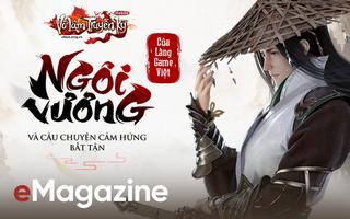 """Võ Lâm Truyền Kỳ Mobile: """"Ngôi vương"""" của làng game Việt và câu chuyện cảm hứng bất tận"""