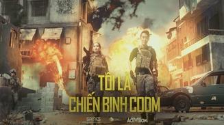 """Cris Phan và cô vợ hot girl Noob Mai Quỳnh Anh phá đảo chiến trường Call of Duty: Mobile VN với tuyên bố """"Tôi là chiến binh CODM"""""""