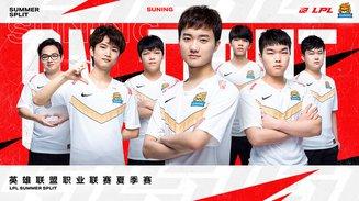 Suning chính thức chốt đội hình tham dự CKTG 2020: 7 tuyển thủ, trong đó có 2 người Đi rừng