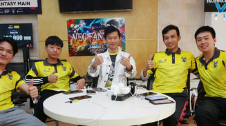 Giao hữu quốc tế Mobile Legends Bang Bang VNG: Nhà vô địch Việt Nam VEC Fantasy Main thúc thủ trước đại diện tới từ Philippines