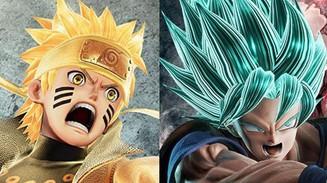 [Jump Force] Goku Super Saiyan Blue tỉ thí Naruto, ai là người chiến thắng?