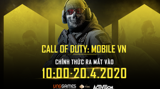 Call of Duty: Mobile VN 'khai hỏa' với Top 1 Download trên App Store