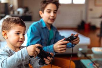 Nghiên cứu cho thấy, chơi game khi còn nhỏ giúp trẻ giúp tăng cường trí nhớ và kiểm soát sự ức chế tốt hơn