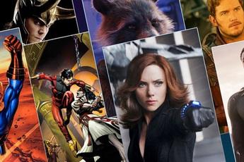 """Hoảng hốt trước lịch chiếu """"bội thực"""" của Marvel và DC, trong 16 tháng các siêu anh hùng phải đi """"giải cứu thế giới"""" tận 12 lần"""