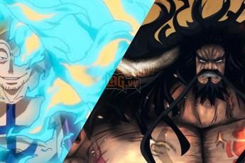 Thêm thông tin về One Piece chap 992, Marco và băng Tứ Hoàng đình chiến, Carrot chạm mặt kẻ thù cũ Perospero
