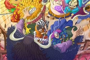 One Piece: Một số thông tin có thể bạn sẽ bỏ lỡ khi xem chap 992 (P2)