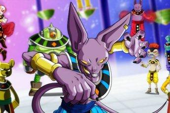 Dragon Ball Super: Hùng mạnh vào loại bậc nhất, thế nhưng Beerus vẫn phải chịu lép vế trước 4 vị thần hủy diệt này