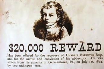 """Vụ mất tích nổi tiếng nhất trong lịch sử nước Mỹ: """"Không được ăn kẹo của người lạ"""""""