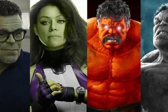Tất cả 8 phiên bản Hulk có thể xuất hiện trong Phase 4 của Marvel