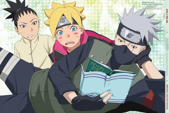 """Boruto: 5 nhân vật có thể tiếp tục phát triển cuốn sách """"Thiên đường tung tăng"""" của Jiraiya"""