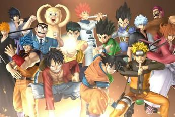 Những tựa game đối kháng dựa theo thế giới 2D dành cho fan anime