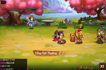 Trải nghiệm Võ Thần Tam Quốc - Tài dụng binh trong thế giới game chiến thuật