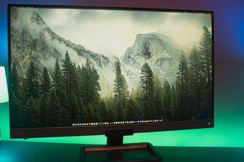 Đánh giá BenQ EW3280U, mẫu màn hình 4K cho trải nghiệm tuyệt vời khi giải trí, làm việc và chơi game