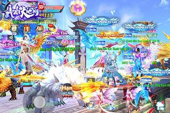 Quẩy tung server mới của Ảnh Kiếm 3D với 300 Giftcode, đăng nhập nhận ngay Thời Trang HOT