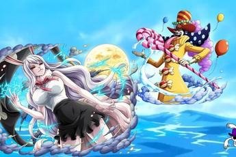 One Piece 995: Dạng Sulong của Carrot và Wanda có đủ sức đánh bại con trai cả của Tứ Hoàng Big Mom?