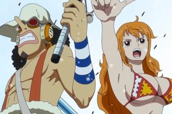 One Piece: Luffy có thể trở thành Vua Hải Tặc không phải do thành viên mạnh, mà là nhờ sự tin tưởng tuyệt đối của họ