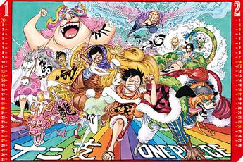"""Oda lại """"thất hứa"""", One Piece dừng lại ở chap 998 trong năm 2020, năm sau mới đến chap 1000"""