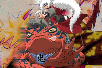 """Naruto: """"Truyền thuyết về Jiraiya"""", nguồn cảm hứng hình thành nên khái niệm Sannin của làng Lá"""