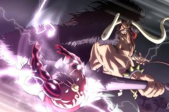 """One Piece: Để Kaido ở dạng Rồng chiến đấu chính là cách Oda giúp Cửu Hồng Bao """"tỏa sáng"""""""