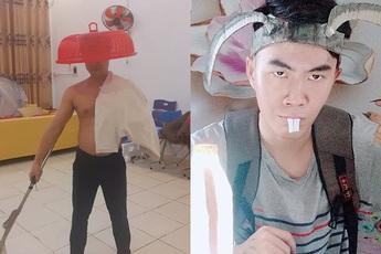 """Loạt bài dự thi cosplay tướng Liên Quân siêu đơn giản nhưng """"max"""" hài của game thủ Việt"""