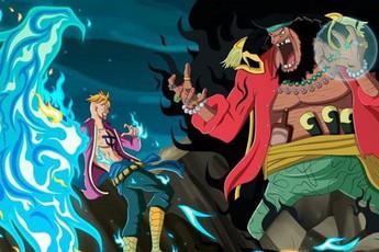 One Piece: Không phải trác ác quỷ của Kaido, Zoan thần thoại của Marco mới là thứ mà Râu Đen muốn nhắm tới