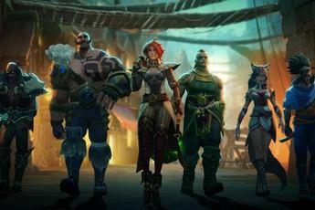 Riot Games bất ngờ ra mắt tựa game nhập vai đánh theo lượt lấy bối cảnh vũ trụ Liên Minh Huyền Thoại