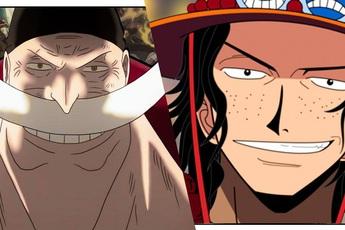 One Piece: Ace và Râu Trắng có thể