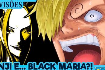 """One Piece: Lọt vào """"động bàn tơ"""", liệu Sanji sẽ làm cách nào để vượt qua """"kiếp nạn"""" mang tên Black Maria?"""