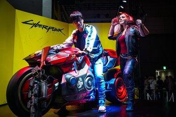 Hideo Kojima góp mặt trong trò chơi Cyberpunk 2077