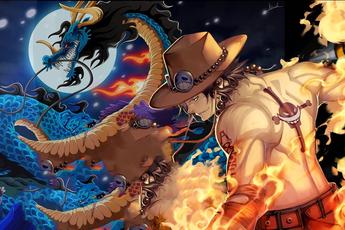 Giả thuyết One Piece: Lý do Kaido dẫn quân đến Marine Ford năm xưa là để giải cứu Ace?