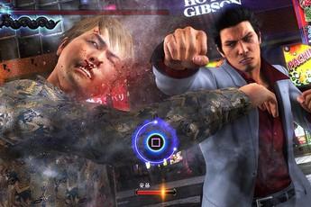 """Dòng game """"giang hồ"""" Yakuza 3, 4, 5 và 6 sẽ lên PC vào đầu năm sau"""
