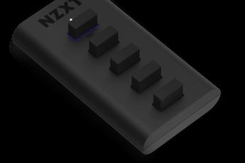 NZXT ra mắt USB hub gắn trong thế hệ thứ 3: thiết kế hiện đại hơn, nhỏ gọn hơn