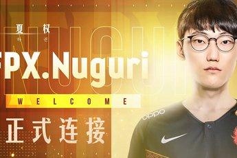 Bom tấn chính thức kích nổ: Nuguri gia nhập FunPlus Phoenix