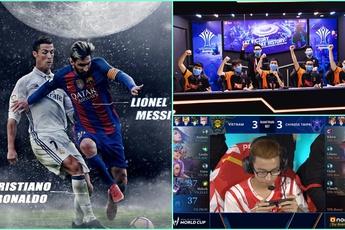 """Cộng đồng Liên Quân tiếc nuối, ví thế hệ vàng Team Flash tựa như """"kỷ nguyên Ronaldo và Messi"""""""