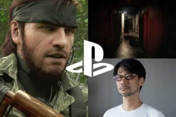 Konami sẽ ra mắt Silent Hills và Metal Gear Solid Remake cho PS5?