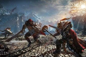Chỉ 25 nghìn, tải ngay game nhập vai đình đám Lords Of The Fallen