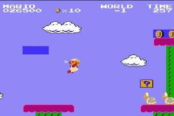 Những bí mật hay ho mà bạn chưa biết về huyền thoại sửa ống nước Mario
