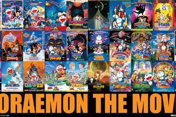 """5 lần movie 'Doraemon' gây chấn động phòng vé, bộ truyện tuổi thơ chưa bao giờ hết """"hot"""" trong lòng fan"""