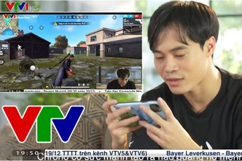 Free Fire lại được lên Thời sự VTV, game thủ tự hào rủ bố mẹ bật ngay TV và ăn cơm thấy ngon hơn hẳn