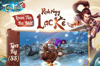Tiên Kiếm Kỳ Hiệp - Game nhập vai Tu Tiên Độ Kiếp chính thức ra mắt, tặng Giftcode