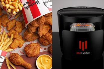 """KFC trình làng """"nồi cơm điện gaming"""": 4K ray tracing, hỗ trợ màn hình 240 Hz, tích hợp luôn khay… hâm nóng gà rán"""