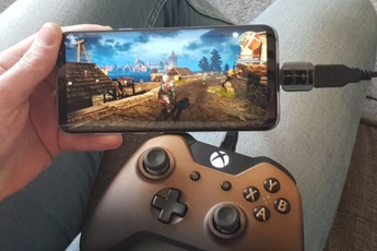 Với ứng dụng đơn giản này, bạn có thể chơi bom tấn AAA trên điện thoại, chẳng kém PC là bao