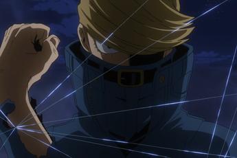 Spoil My Hero Academia chap 293: Bộ ba siêu anh hùng tổng lực chiến đấu, Best Jeanist có thêm tương trợ